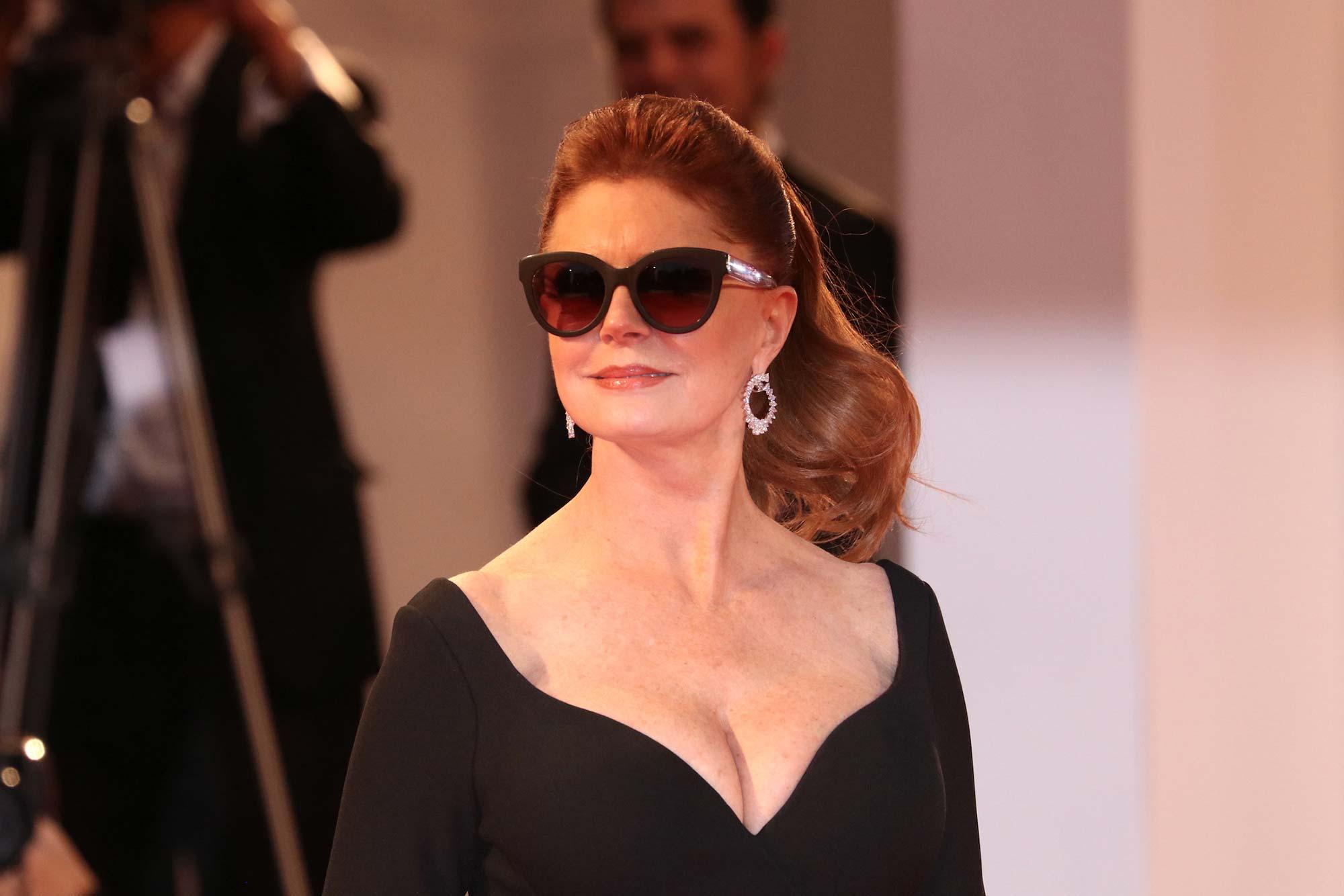 Venezia 2017 - Premio Kinéo - Susan Sarandon - Hair Massimo Serini