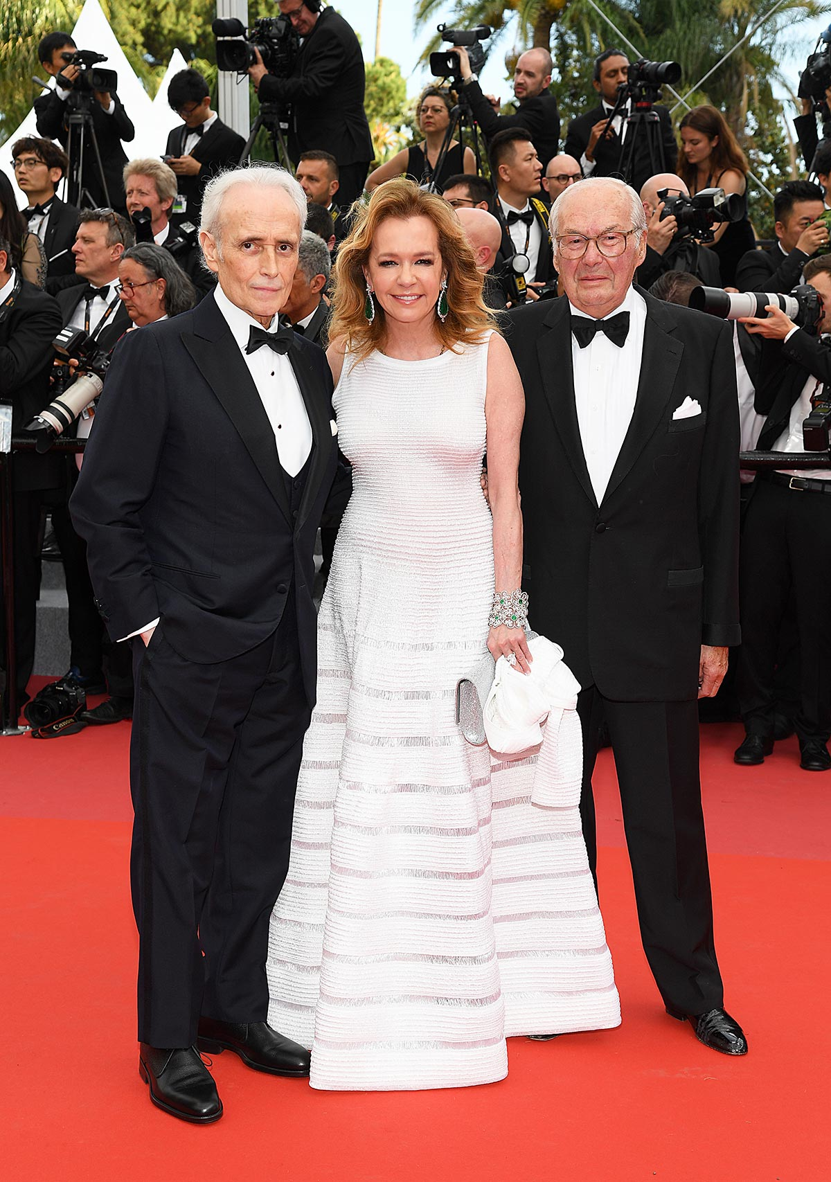 Cannes 2018 - Opening Ceremony - Caroline Scheufele - Hair and makeup Massimo Serini