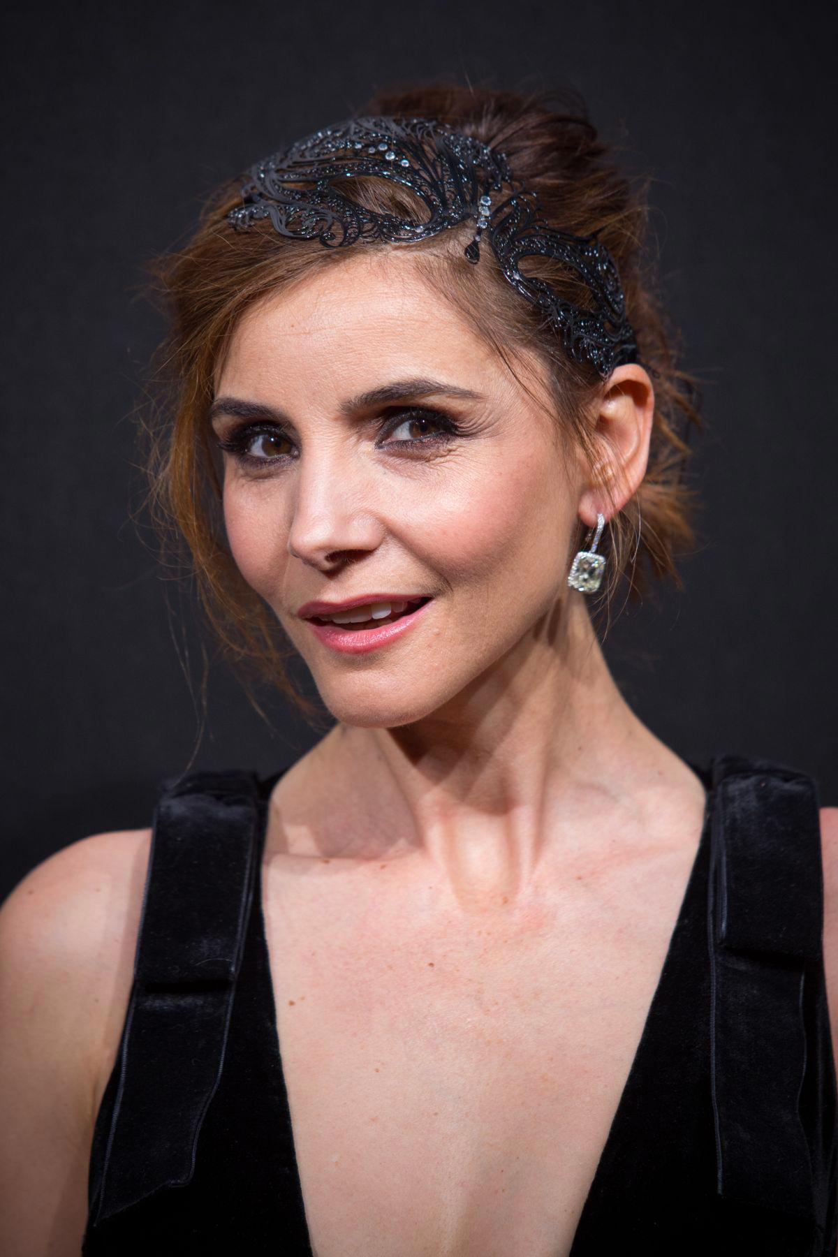 Cannes 2018 - Secret Chopard party - Clothilde Courau - Hair and makeup Massimo Serini