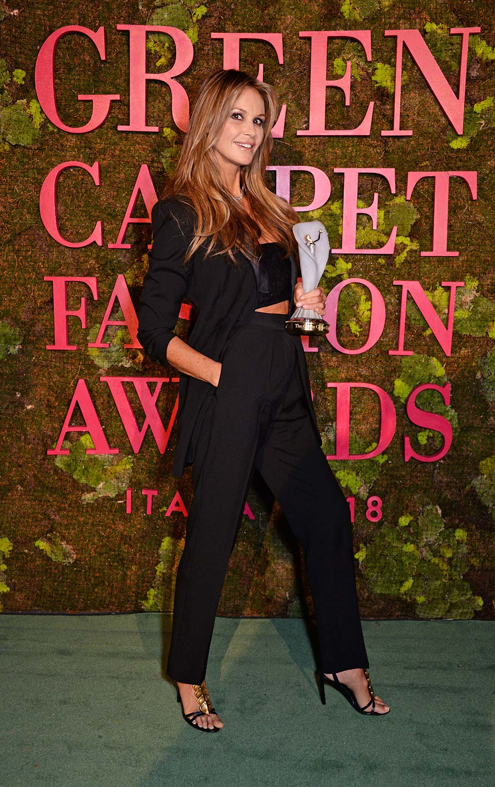Green Carpet Fashion Awards 2018