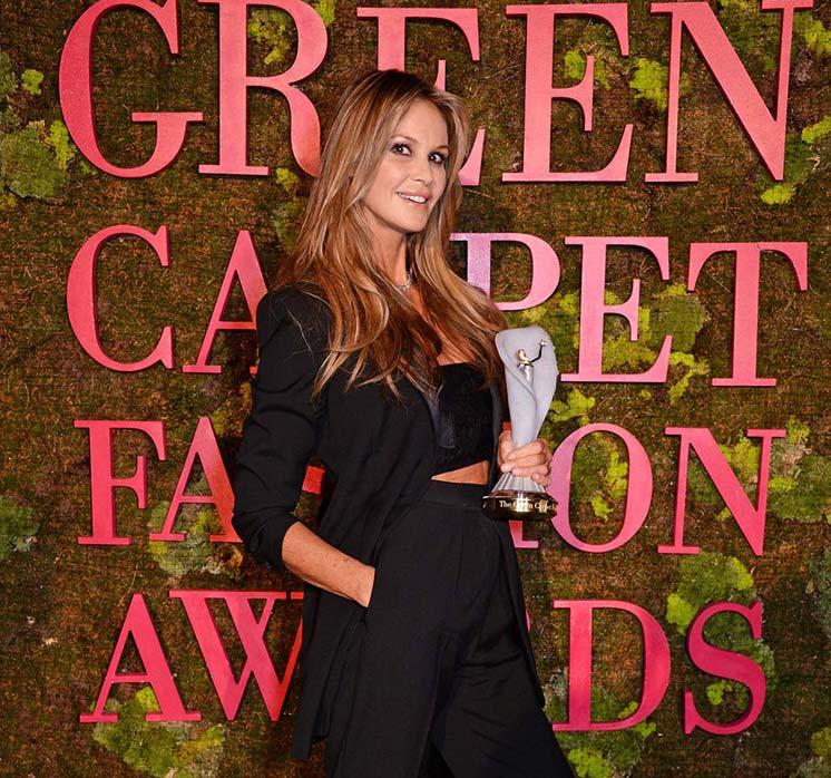 Green Carpet Fashion Awards 2018