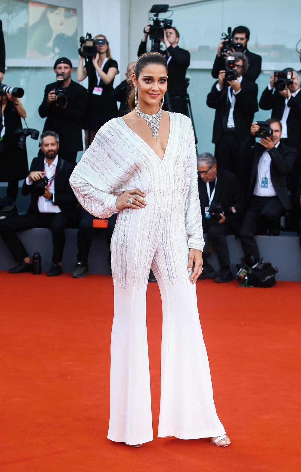 Venezia 2018 - Ana Beatriz Barros - Hair & Makeup Massimo Serini