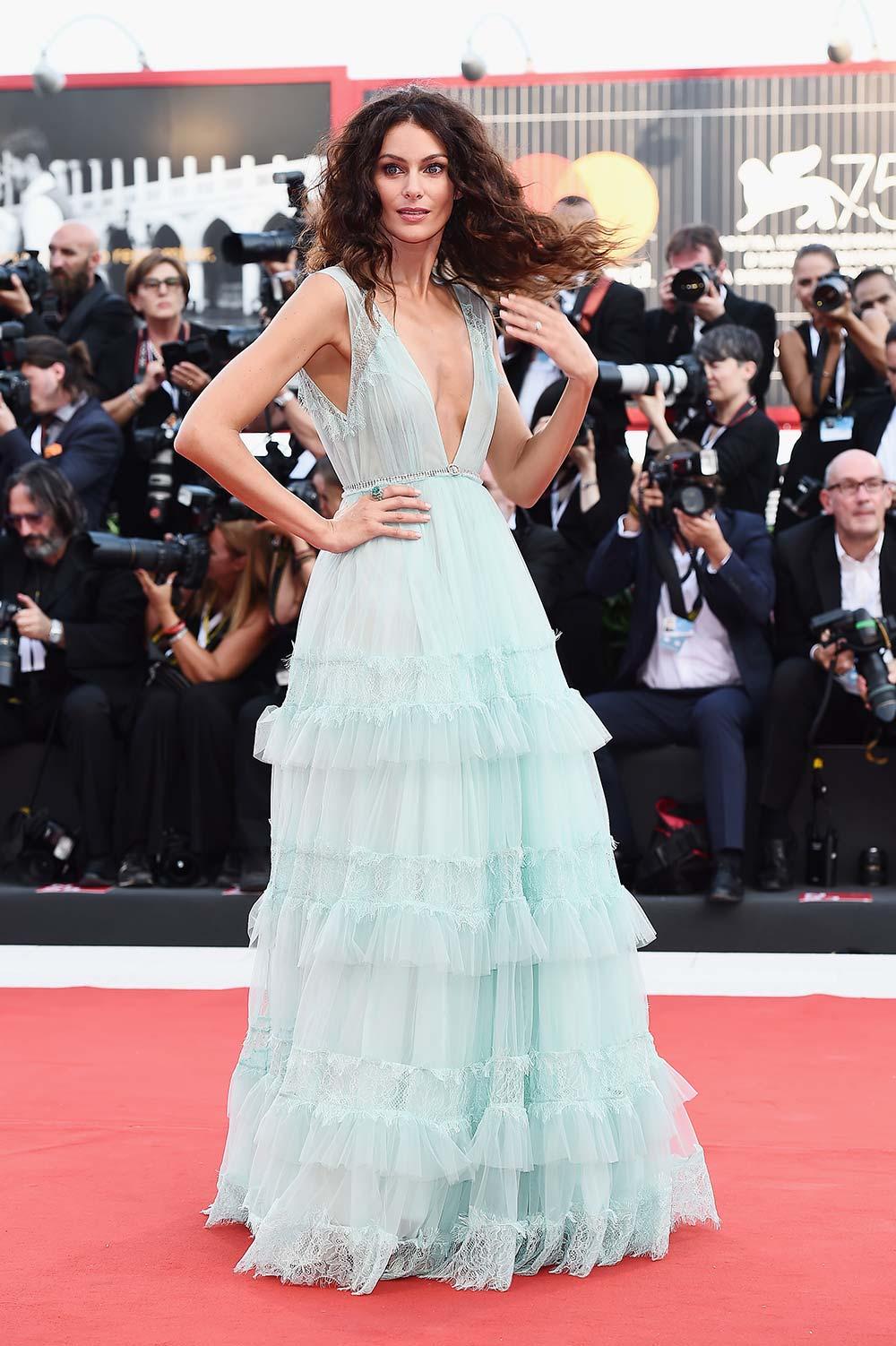 Venezia 2018 - Paola Turani - Hair & Makeup - Massimo Serini