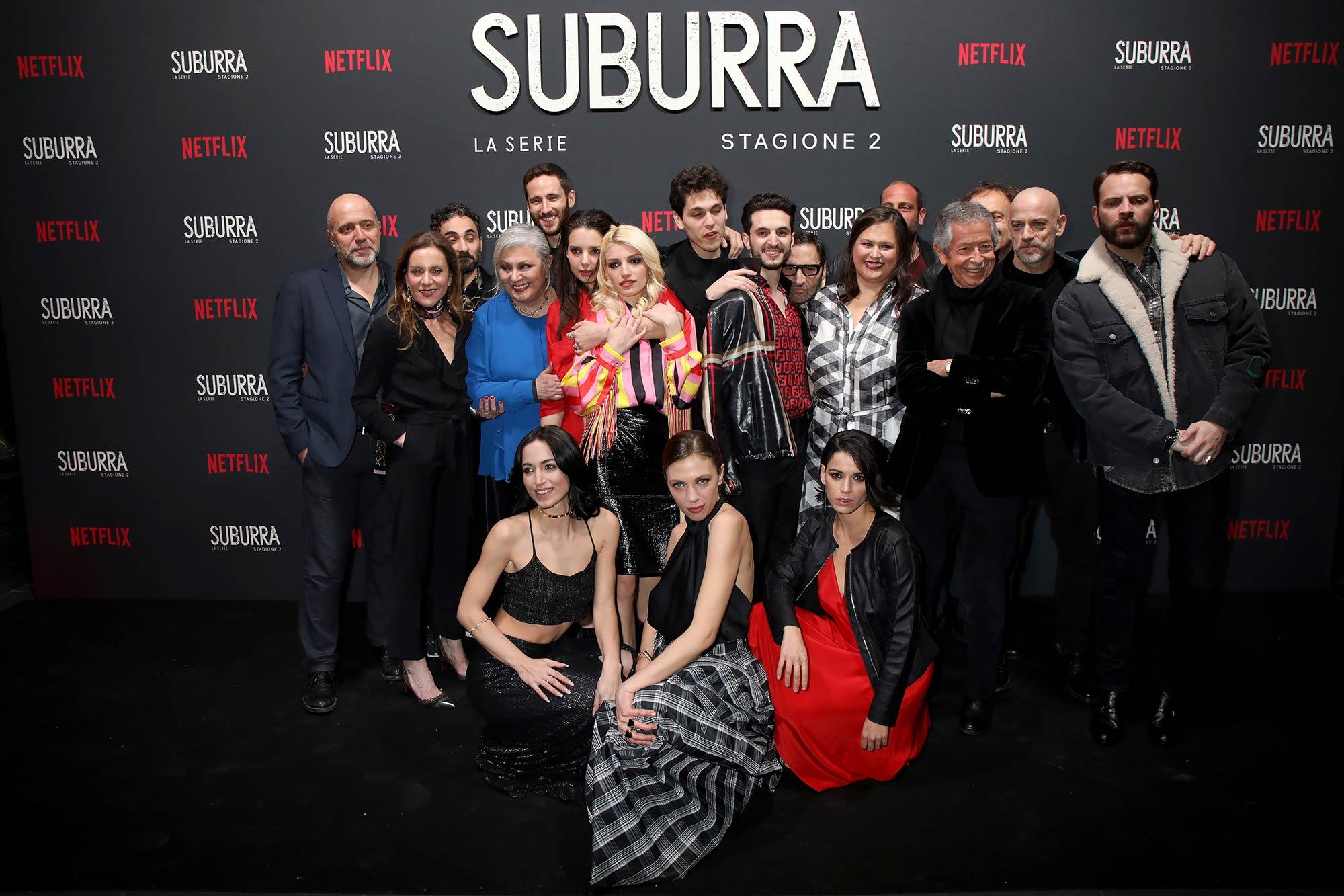 Netflix Premiere Suburra 2