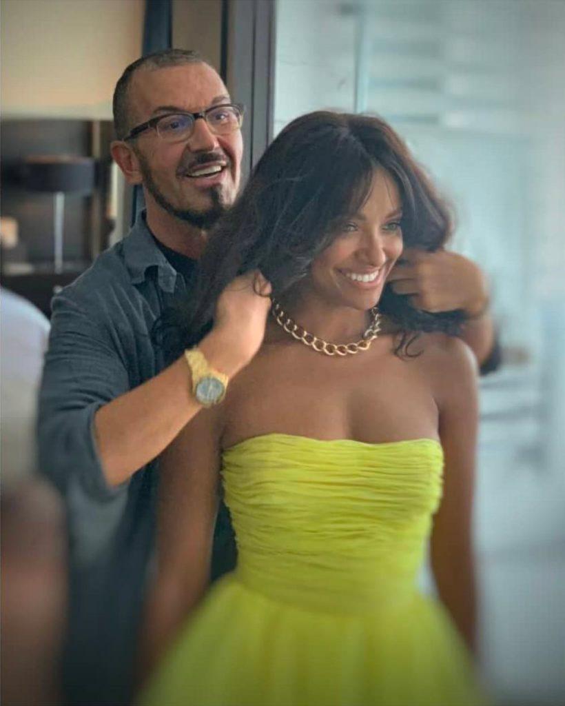 Venezia 2019 - Kat Graham - Hair & Makeup Massimo Serini