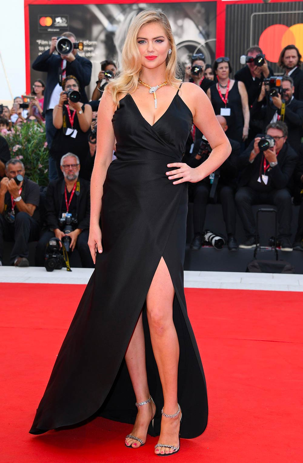 Venezia 2019 - Kate Upton - Hair Massimo Serini