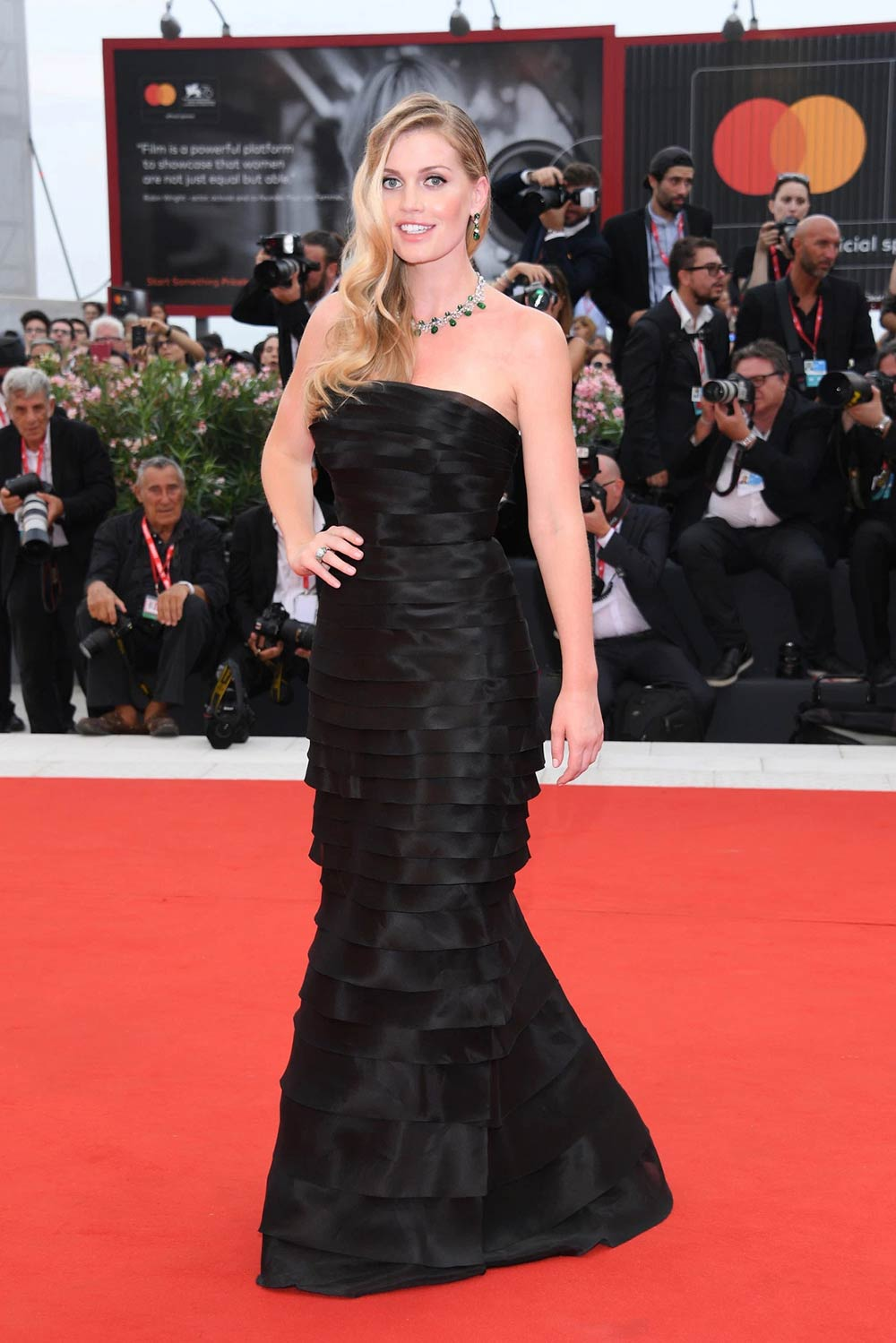 Venezia 2019 - Kitty Spencer - Hair Massimo Serini