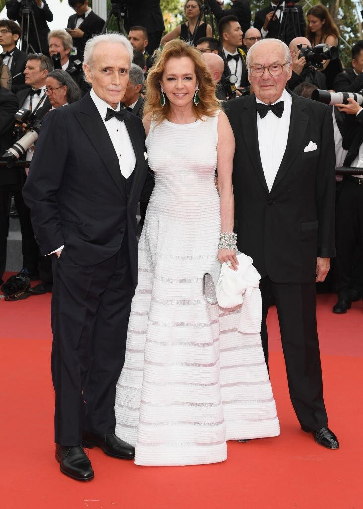 Cannes Film Festival 2018 - Caroline Scheufele - Hair and Make Up by Massimo Serini