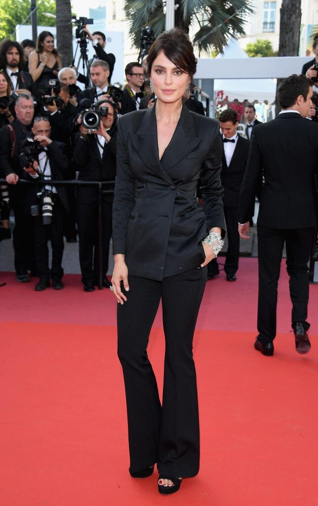 Cannes Film Festival 2018 - Catrinel Marlon - Hair and Make Up by Massimo Serini