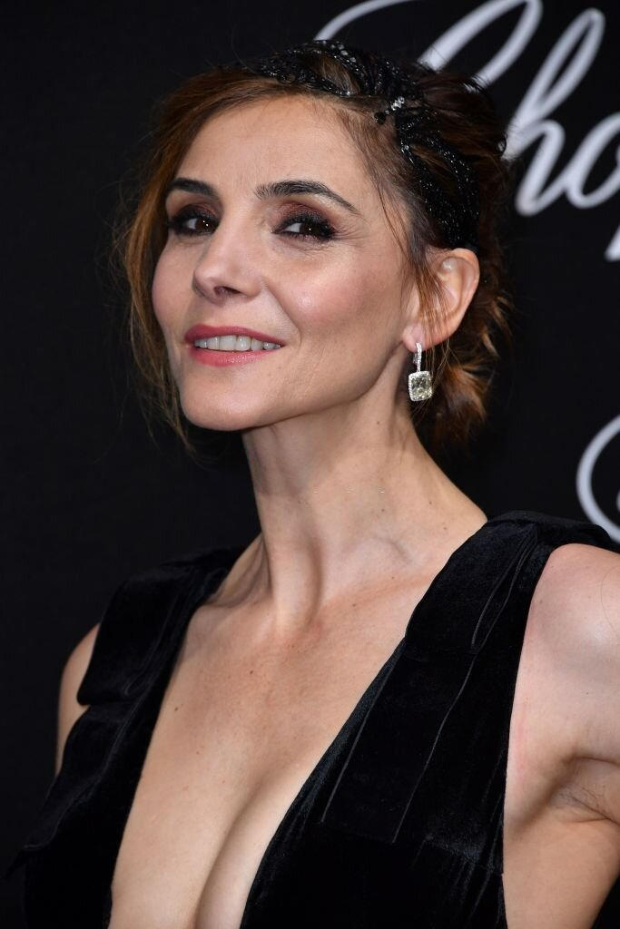 Cannes Film Festival 2018 - Clotilde Courau - Hair and Make Up by Massimo Serini