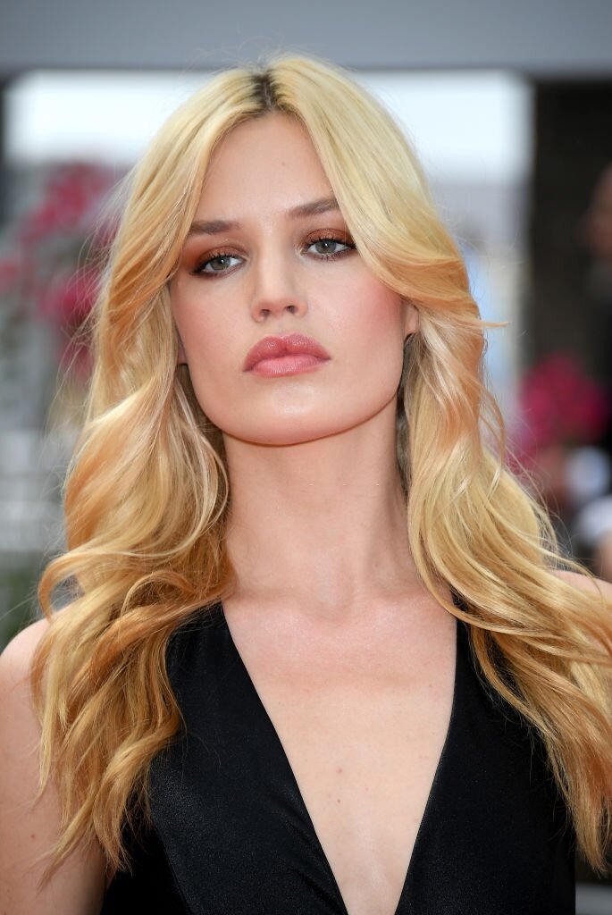 Cannes Film Festival 2018 - Georgia May - Hair and Make Up by Massimo Serini