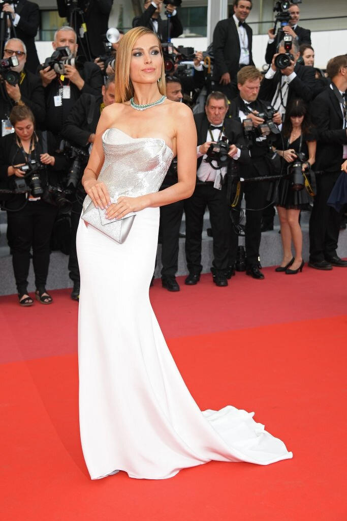 Cannes Film Festival 2018 - Petra Nemcova - Hair and Make Up by Massimo Serini