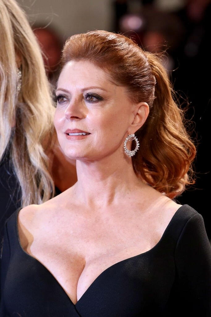 Venezia 2017 - Susan Sarandon - Hair By Massimo Serini