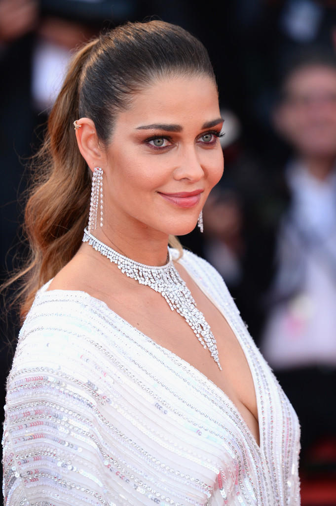 Venezia 2018 - Ana Beatriz Barros - Hair and Make Up by Massimo Serini