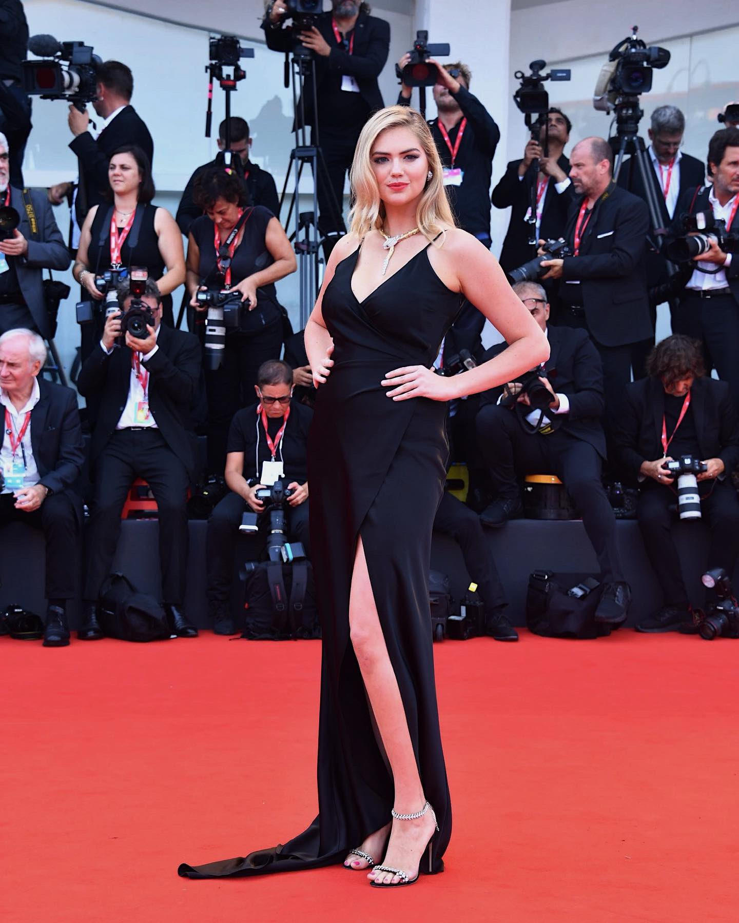 Venezia 2019 - Kate Upton - Hair by Massimo Serini
