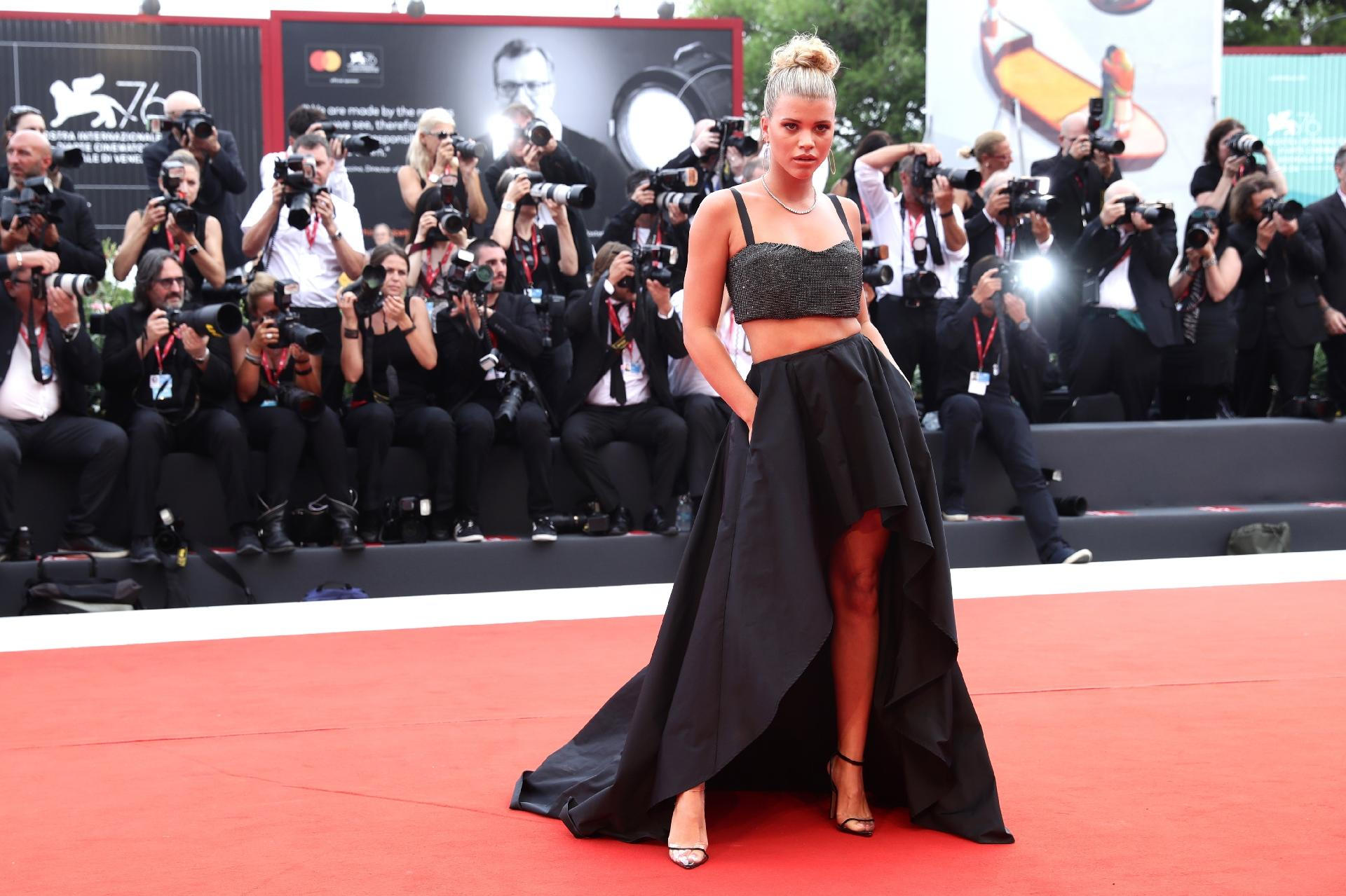 Venezia 2019 - Sofia Richie - Hair by Massimo Serini