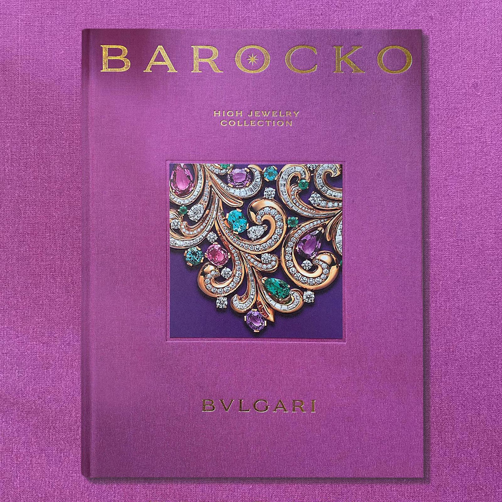 Bulgari Barocko 2020