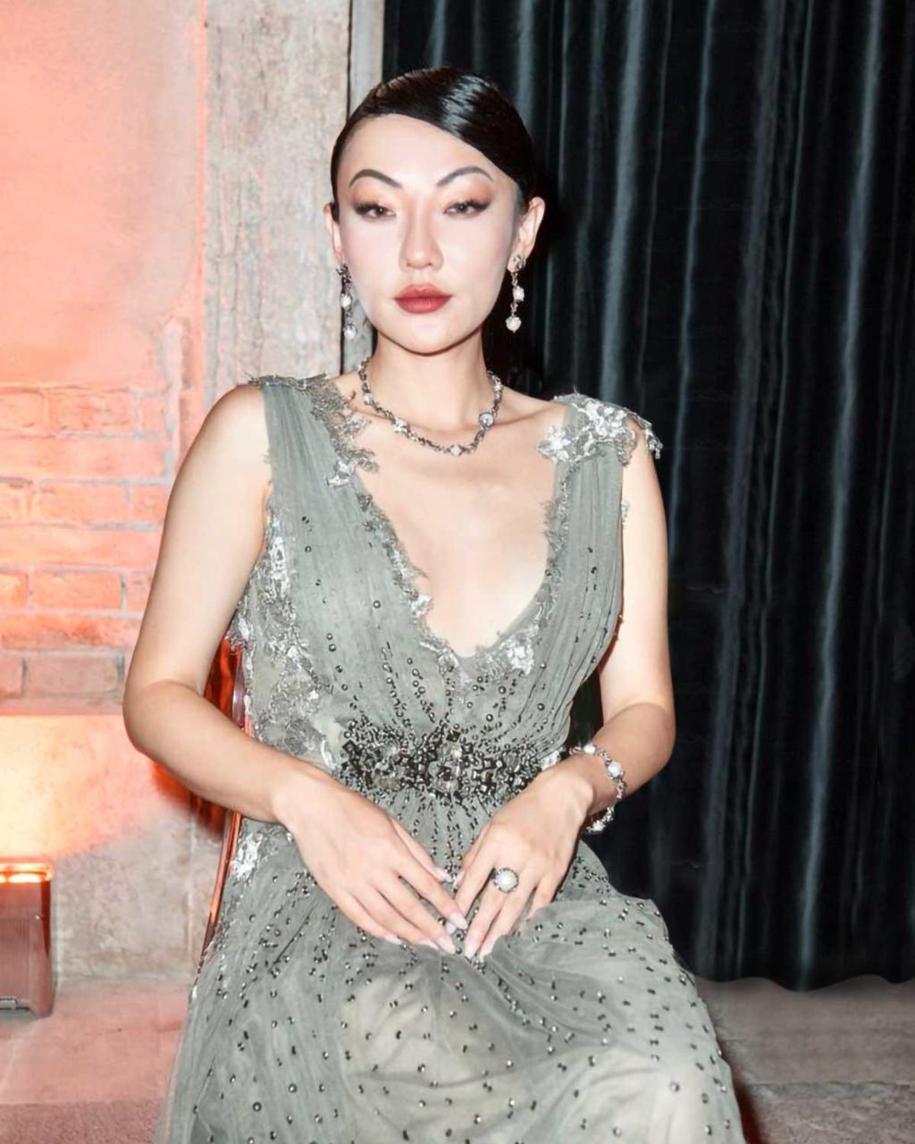 Jessica Wang - Hair and Make Up by Massimo Serini